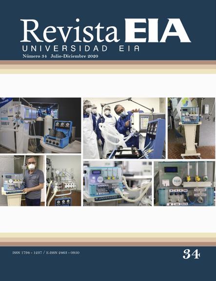 Ventilador mecánico SAMI-V, Universidad EIA