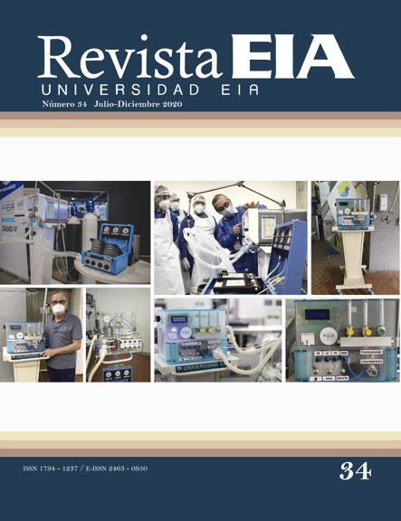 Cover: Tribute to the Universidad EIA team made up of professors, students, researchers, managers and employees, headed by León Darío Jiménez (lower left and center), who developed the SAMI-V mechanical ventilator as part of the #InnspiraMED strategy of Ruta N and ANDI. A response from the Universidad EIA to society as a contribution to treat the Covid-19 disease. Images courtesy of Universidad EIA, Ruta N, #InnspiraMED, Ministerio de Salud de la Républica de Colombia.
